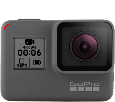 GoPro HERO6 Black Action Camera with 16GB microSD Memory Card