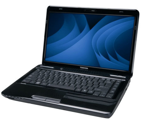 "Toshiba 14"" Notebook Athlon DualCore 320GBHD,3GB RAM Windows7,Webcam"