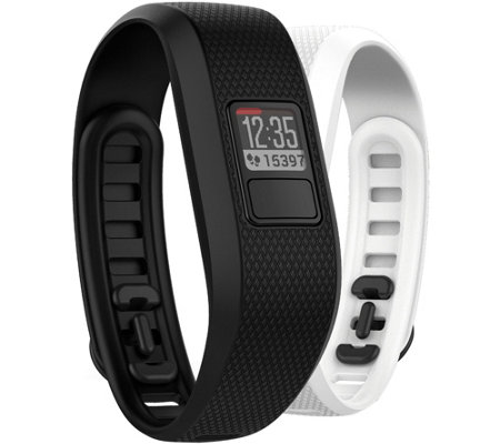 Garmin Vivofit3 Activity Tracker with Extra White Band