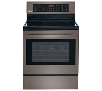LG 6.3-Cubic Foot Free-standing Electric Oven - E288684