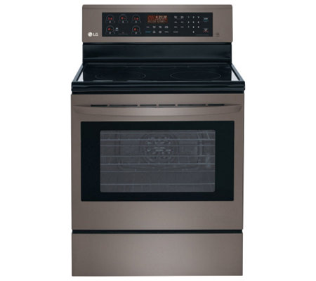 LG 6.3-Cubic Foot Free-standing Electric Oven