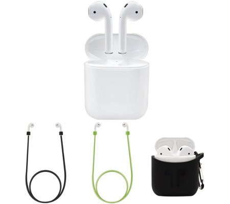 Apple AirPods with Charging Case andAccessories