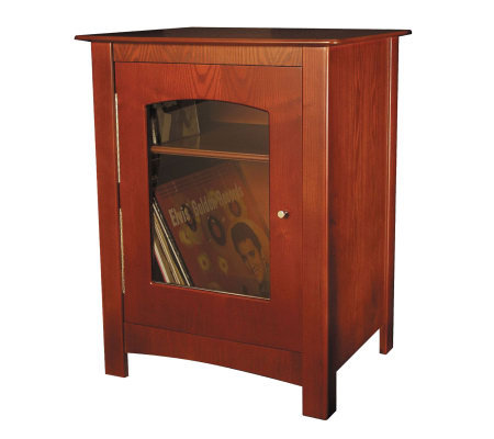 Crosley Williamsburg Cabinet - Paprika