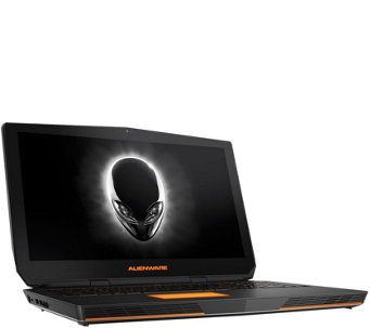 "Alienware 17"" Gaming Laptop Intel Core i7 8GB RAM, 1TB HD Backlit Keys - E230285"