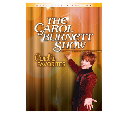 The Carol Burnett Show: Carol's Favorites Six-Disc DVD Set