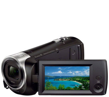 Sony CX440 HD Handycam with 8GB Internal Memory