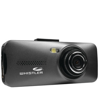"Whistler Automotive 2.7"" DVR/Dash Cam - E289185"