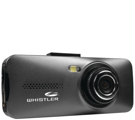 "Whistler Automotive 2.7"" DVR/Dash Cam"