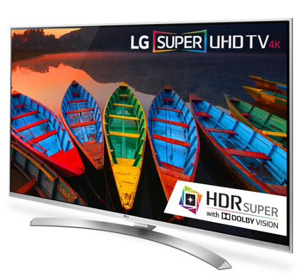 "LG 60"" Class Smart 3D LED 4K Super Ultra HDTV"