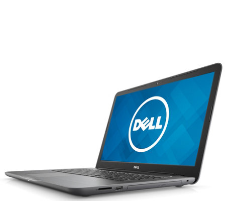 "Dell Inspiron 17"" Laptop - Intel i5, 8GB RAM, 1TB HDD"
