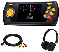 Atari Flashback Portable with Headphones and A/V Cable - E290485