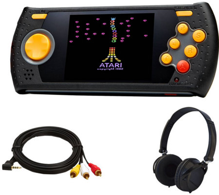 Atari Flashback Portable with Headphones and A/V Cable