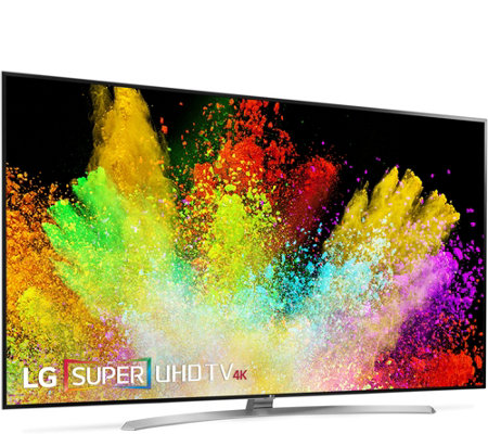 "LG 86"" Class Super Ultra HD 4K LED Smart TV"