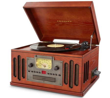 Crosley Radio Musician Entertainment Center