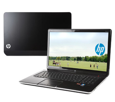 "HP 17.3"" Laptop AMD Quad Core 8GB RAM 750GB HD w/ Beats Audio"