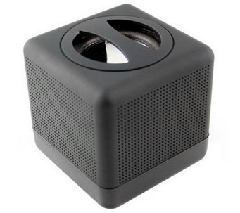 Cubix Portable Rechargeable Bluetooth Speaker for Multi Devic - E272586