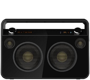 SuperSonic Wireless Bluetooth Boombox - E282486