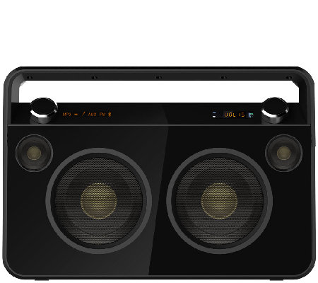 SuperSonic Wireless Bluetooth Boombox