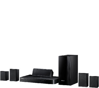 Samsung 5.1-Channel Blu-ray Home Theater System - E284086