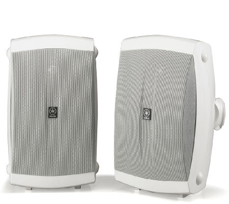 Yamaha 120W Outdoor 2-Way Speakers