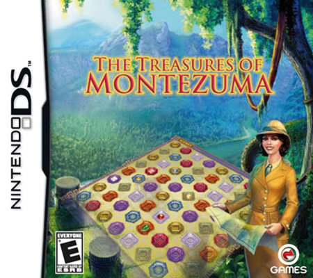 The Treasures of Montezuma - Nintendo DS