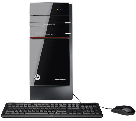 HP ENVY H8 Desktop Windows 8, 8GB RAM, 1.5TB HD& Software
