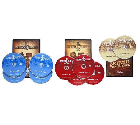 Country's Family Reunion: Grassroots to Bluegrass DVDs, Deluxe