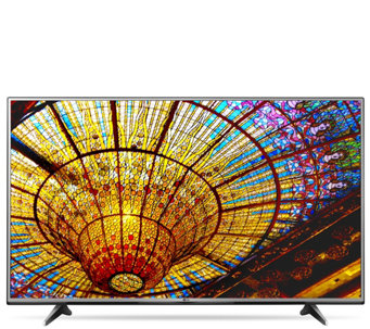 "LG 65"" 4K Ultra HD Smart LED TV w/ 4K Upscaler - E289287"