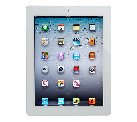 Apple iPad 2 16GB WiFi & 3G Capable withAccessories $75 ZinioCard
