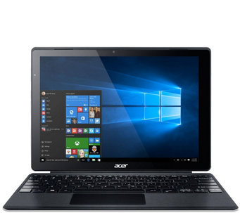 "Acer 12"" 2-in-1 Switch Alpha Intel Core i3 4GB RAM 128 SSD w/Lifetime Tech - E229588"