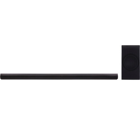 LG 4.1 Channel 360W Wi-Fi Bluetooth Soundbar