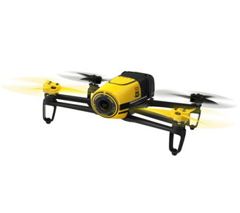 Parrot BeBop Drone w/ 14MP Camera, HDVideo Embedded GPS & Accessories - E229889