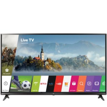 LG 55 4K Ultra HD Smart TV with Active HDR and Channel Plus