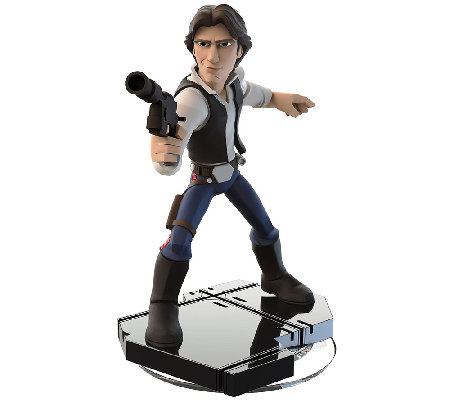 Disney Infinity 3.0 Star Wars Han Solo Figure