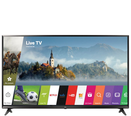 "LG 49"" Class 4K Ultra HD Smart LED TV"