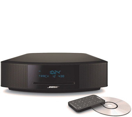 bose wave music system iv w cd slot dual alarm page 1. Black Bedroom Furniture Sets. Home Design Ideas