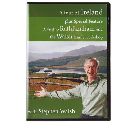Stephen Walsh Tour of Ireland DVD