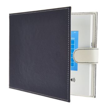 Did-It 7 LCD Video Memory Book in Faux Pebbled Leather Cover