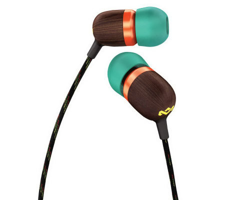 House of Marley Jammin' Smile Jamaica In-Ear Headphones