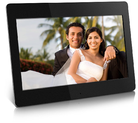 "Aluratek 14"" Hi-Res Digital Photo Frame"