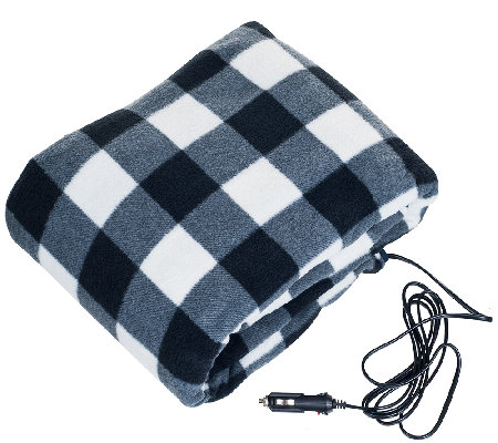 Trademark Global Electric Automobile Blanket