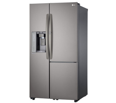 LG 26-Cubic Foot Side-by-Side Refrigerator