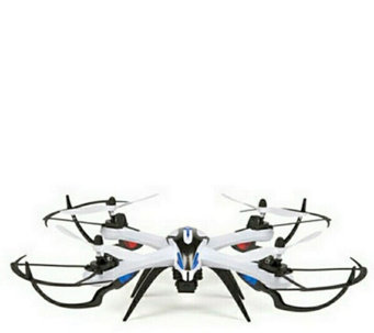 Prowler Video Camera & Photo 2.4GHz RC Quadcopter Drone - E288790