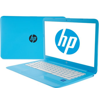 "HP 14"" Streambook Intel 4GB RAM 32GB with Tech Support - E229791"