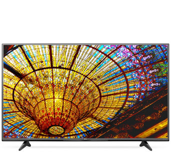 "LG 55"" 4K Ultra HD Smart LED TV w/ WebOS 2.0 - E289291"