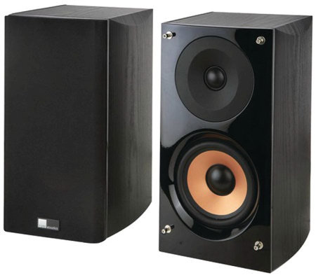 "Pure Acoustics Supernova Series Two-Way 5.25"" Speakers"