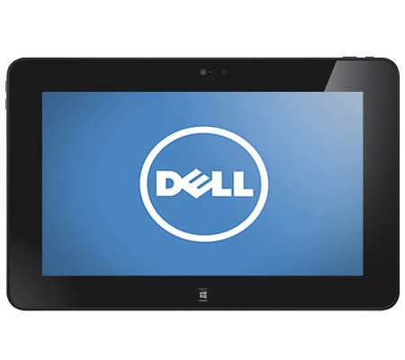 "Dell Latitude 10"" Wifi 64GB Tablet with Windows8"
