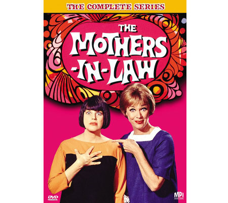 The Mothers-in-Law: The Complete Series - DVD