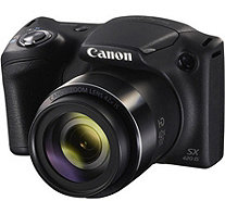Canon PowerShot SX420 HS 20MP Digital Camera with Wi-Fi - E291892