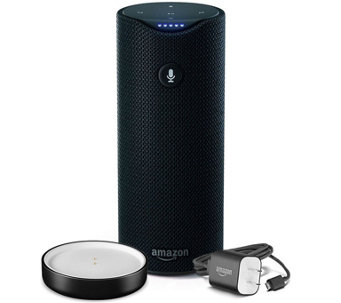 Amazon Tap Portable Bluetooth Speaker with Voice Control - E229493